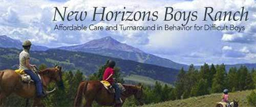 New Horizons Boys Ranch